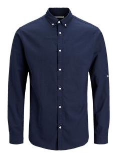 Jack & Jones Overhemd JPRSUMMER SHIRT L/S BUTTON DOWN STS 12132419 Sargasso Sea