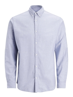 Jack & Jones Overhemd JPRSUMMER SHIRT L/S BUTTON DOWN STS 12132419 Infinity