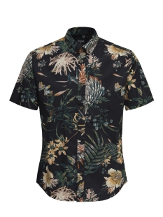 Only & Sons Overhemd onsTAYLIN SS FLORAL PRINT SHIRT 22009031 Black