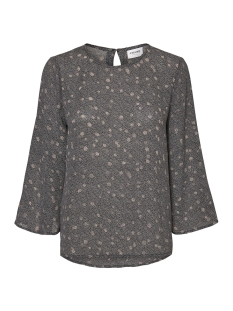 Vero Moda Blouse VMCIAO 3/4 TOP GA 10198915 Black/DO/Misty R