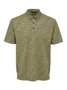 Only & Sons Polo onsMILAS MELANGE SS POLO EXP 22010607 Boa