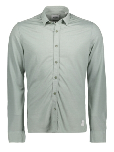Only & Sons Overhemd onsCUTON LS KNITTED MELANGE SHIRT R 22009904 Sea Spray