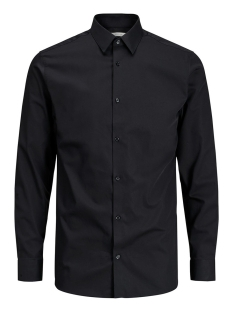 Jack & Jones Overhemd JPRNON IRON SHIRT L/S NOOS 12125792 Black/SLIM FIT