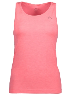 Only Play Sport top onpLUCIA SEAMLESS TANK TOP 15154187 Neon Punk/MELANGE