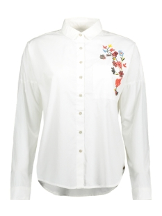 Garcia Blouse T80235 53 off White