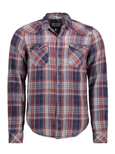 Garcia Overhemd T81232 1050 Indigo