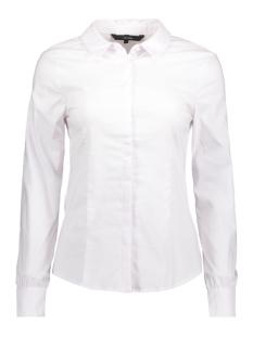 Vero Moda Blouse VMLILIAN LS SHIRT NOOS 10208396 Bright White
