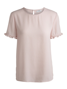 Pieces Blouse PCDORI SS TOP BF 17090327 Peachskin