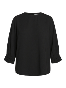 Pieces Blouse PCTILDA 3/4 TOP 17091692 Black