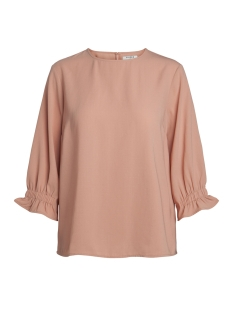 Pieces Blouse PCTILDA 3/4 TOP 17091692 Rose Dawn