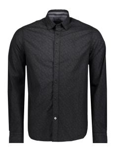 Twinlife Overhemd MSH 851630 9000 BLACK
