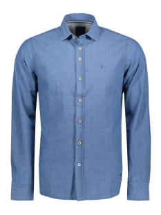 Twinlife Overhemd MSH 851608 6550 REAL INDIGO
