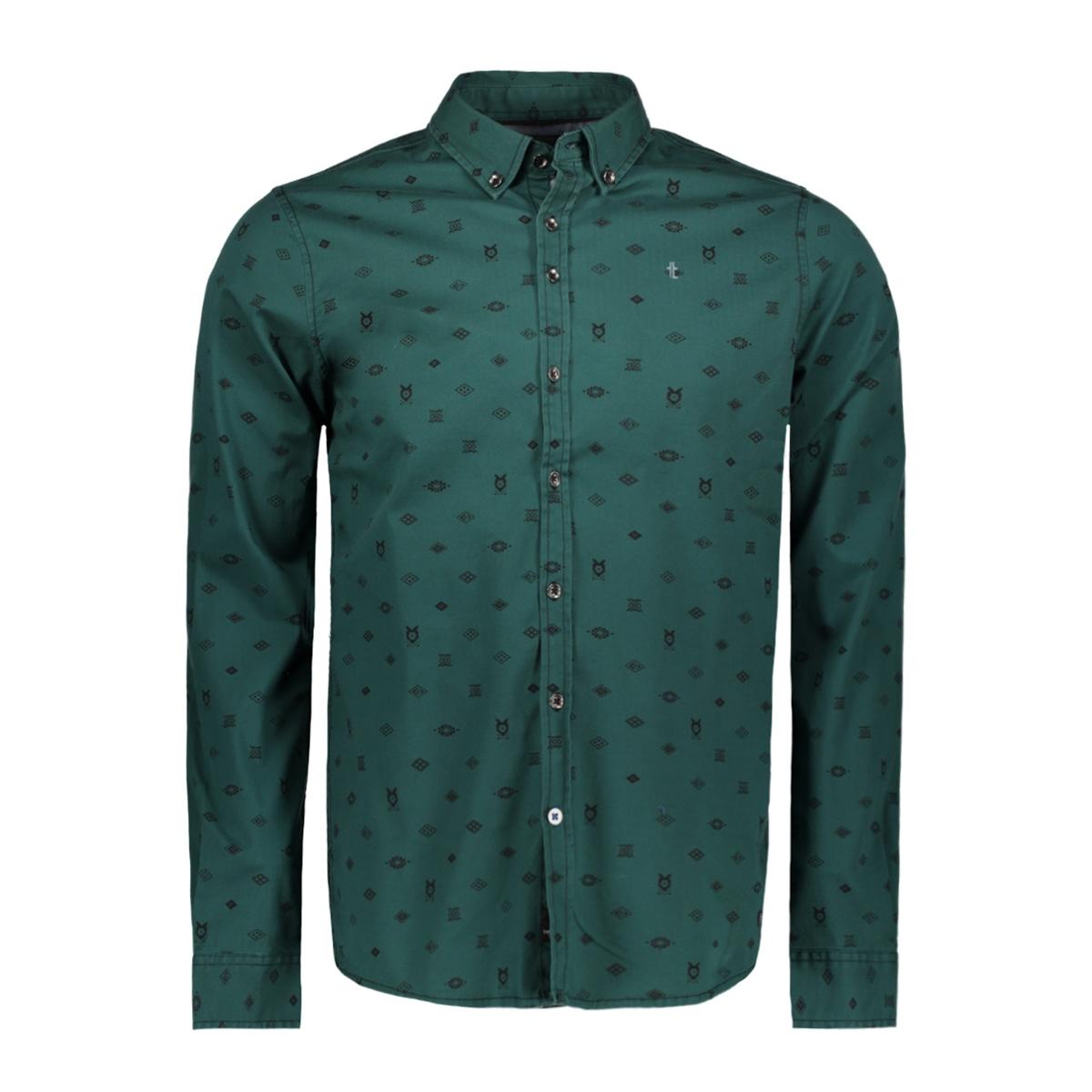 msh 851617 twinlife overhemd 8907 stonegreen