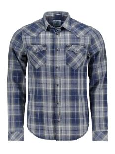 Garcia Overhemd V81234 1050 Indigo