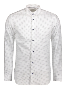Jack & Jones Overhemd JPRJOEL SHIRT L/S 12143524 White/SLIM FIT