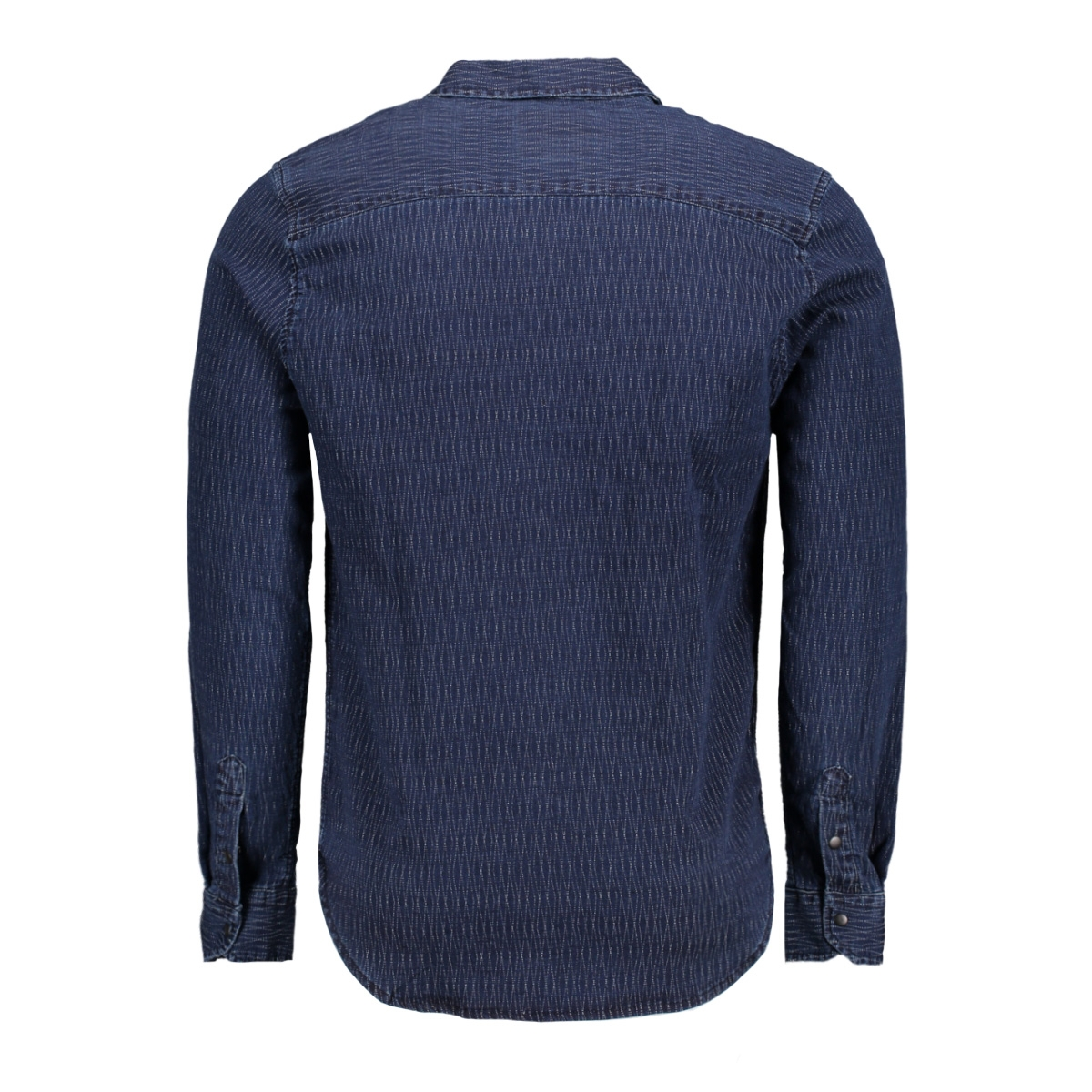 33765 gabbiano overhemd navy