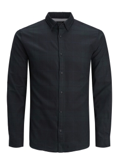 Jack & Jones Overhemd JPRRAY SHIRT L/S 12143528 Scarab/SLIM FIT