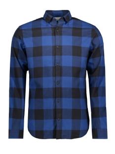 Jack & Jones Overhemd JPRRAY SHIRT L/S 12143528 Navy Blazer/GINGHAM