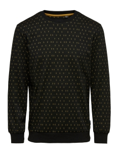 Only & Sons Sweater onsTOM JACQUARD CREW SWEAT 22011503 Black