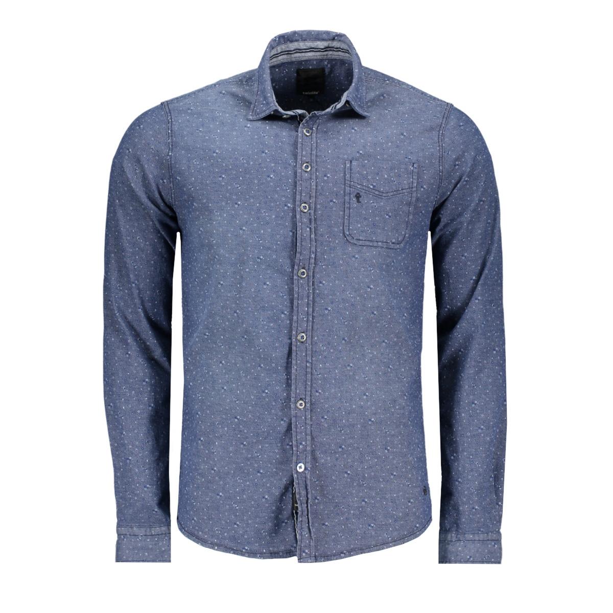 msh 851621 twinlife overhemd 6550 real indigo