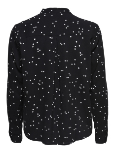 jdygitte l/s shirt wvn 15162795 jacqueline de yong blouse black/white dot