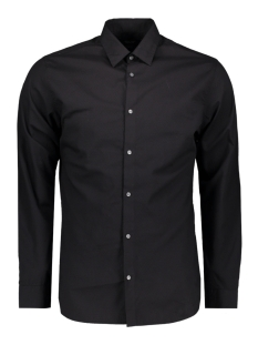 Jack & Jones Overhemd JPRELLIOT SHIRT L/S 12143525 Black/SLIM FIT