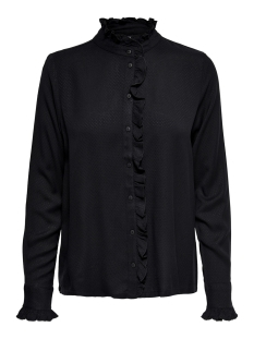 Only Blouse onlMIRIAM LS SHIRT WVN 15171037 Black