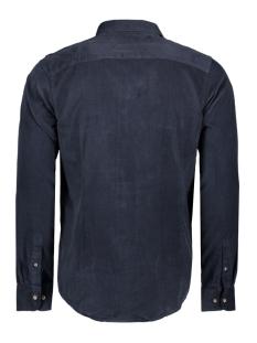 mu10-0103 haze & finn overhemd navy