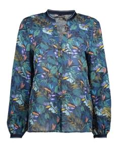 x80034 garcia blouse 2812 blue opal