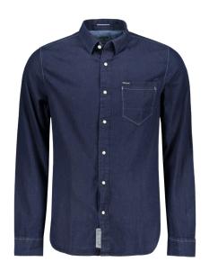 Garcia Overhemd X81034 1050 Indigo