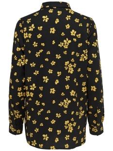 jdygin l/s  shirt wvn 15168677 jacqueline de yong blouse black/spicy mustard