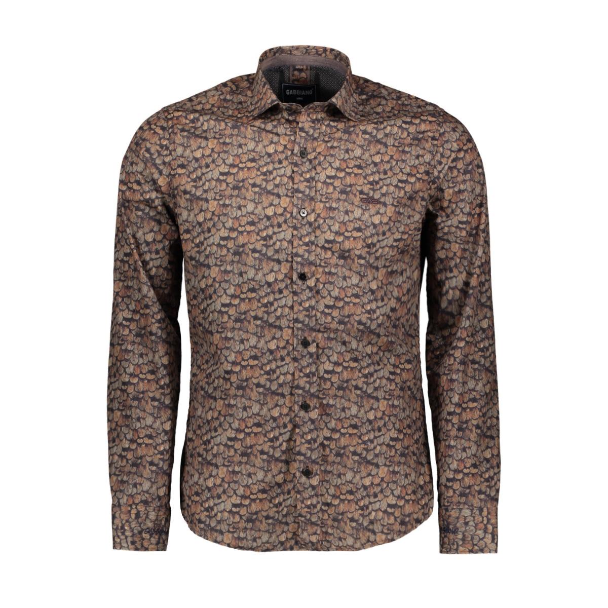 32661 gabbiano overhemd d10