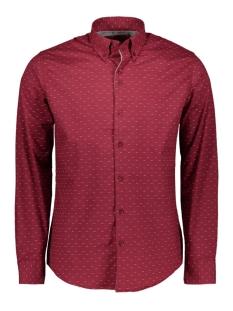 32598 gabbiano overhemd red