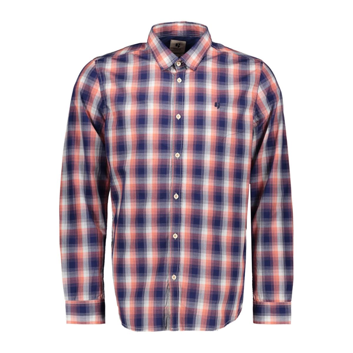 a91025 garcia overhemd 2706 dark apricot