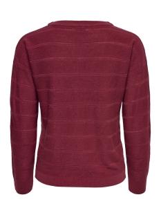 jdypulli l/s noos pullover knt 15138154 jacqueline de yong trui biking red
