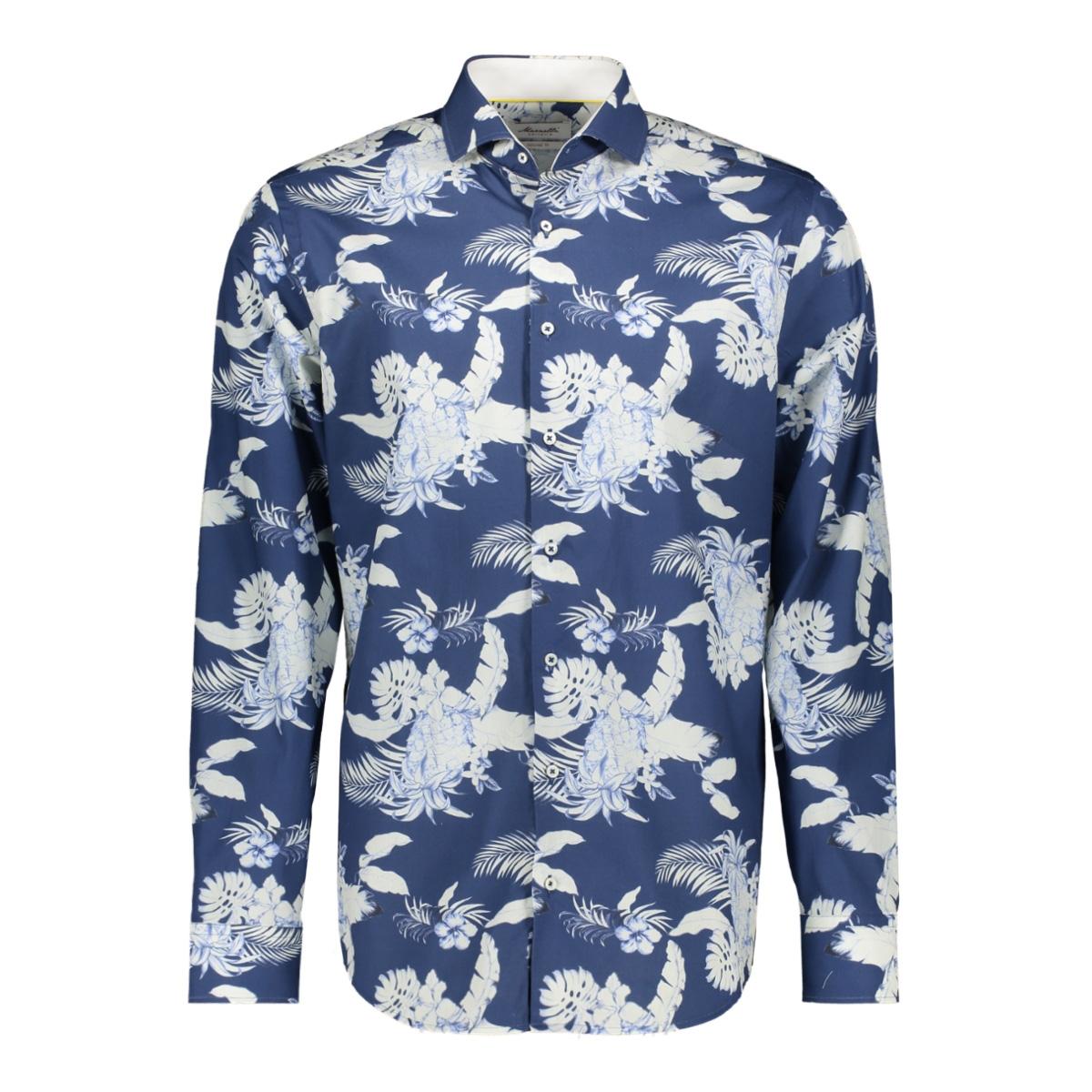 21-19sh101-5 marnelli overhemd 314