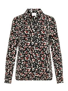vmgreen nicky ls shirt  vma 10217278 vero moda blouse black/anni