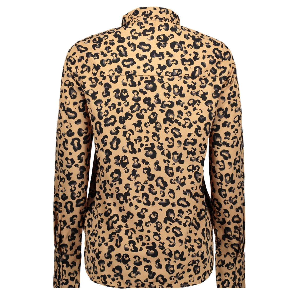 vmgreen nicky ls shirt  vma 10217278 vero moda blouse indian tan/anni