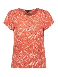 Vero Moda T-shirt VMMARY SASHA SS TOP LCS 10214479 Fiery Red/FIERY RED