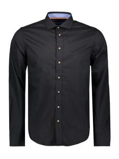 me - 0103 haze & finn overhemd black