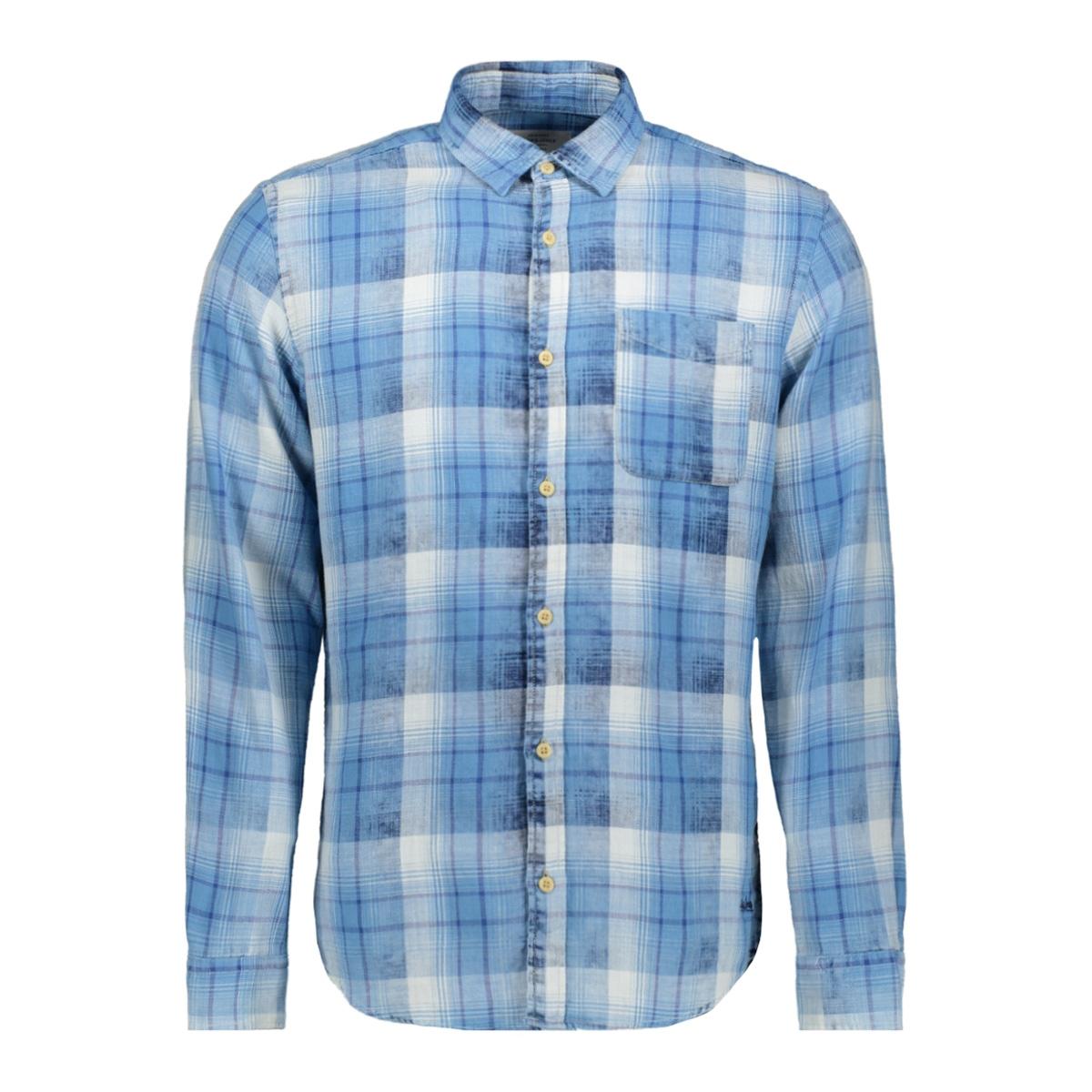 442e6167a4 jorknox shirt ls 12147525 jack   jones overhemd bonnie blue slim