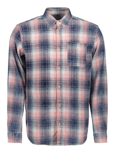 jorknox shirt ls 12147525 jack & jones overhemd rosette/slim