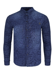 Gabbiano Overhemd DENIM SHIRT LONGSLEEVE 33789 DENIM