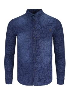 Gabbiano Overhemd DENIM SHIRT LONGSLEEVE 33789 DENIM