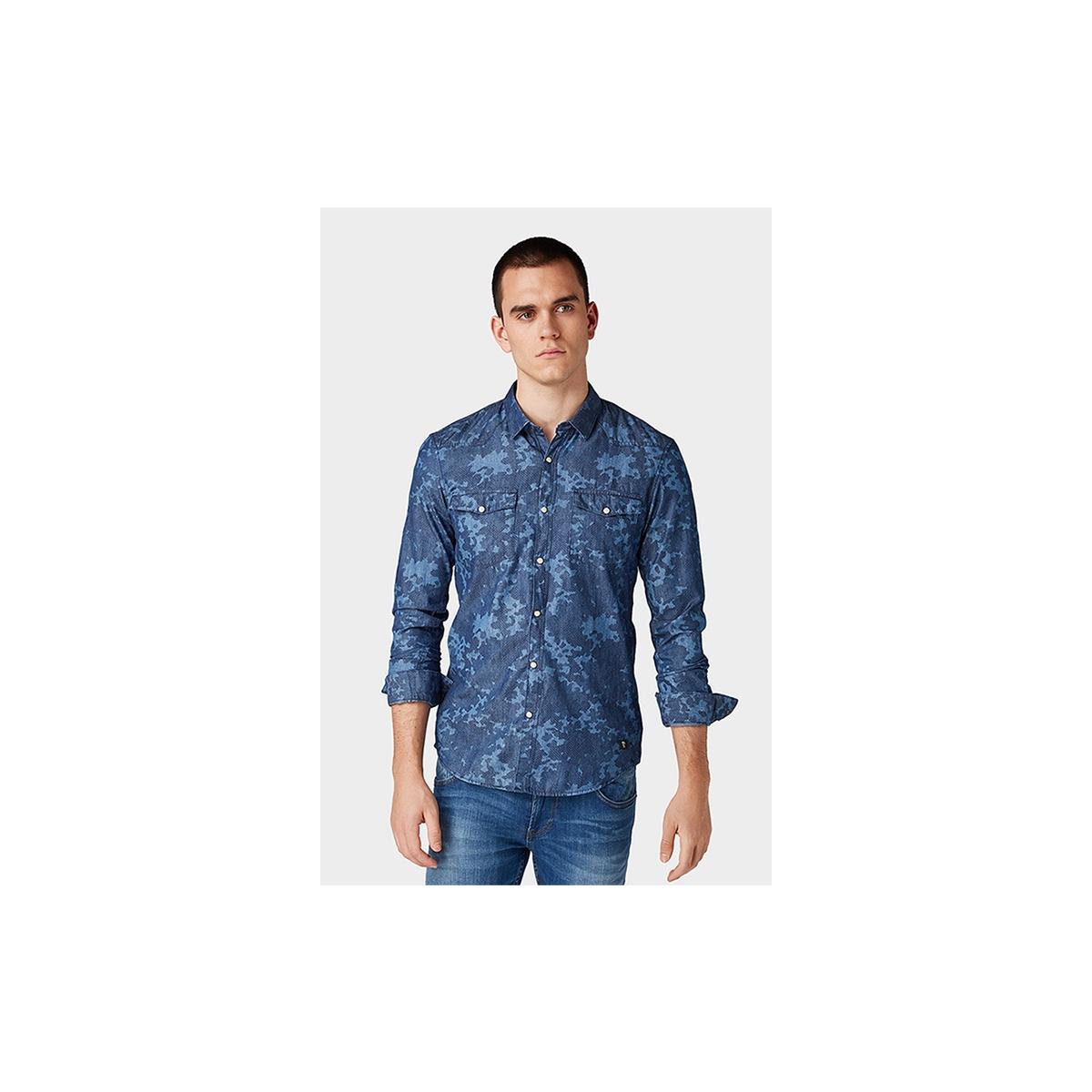 1010140xx12 tom tailor overhemd 17147