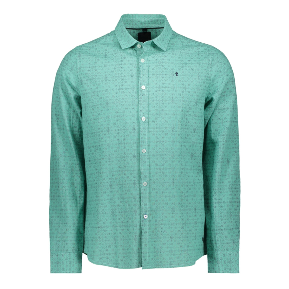 1901 2201 m 1 twinlife overhemd 5415 dusty jade