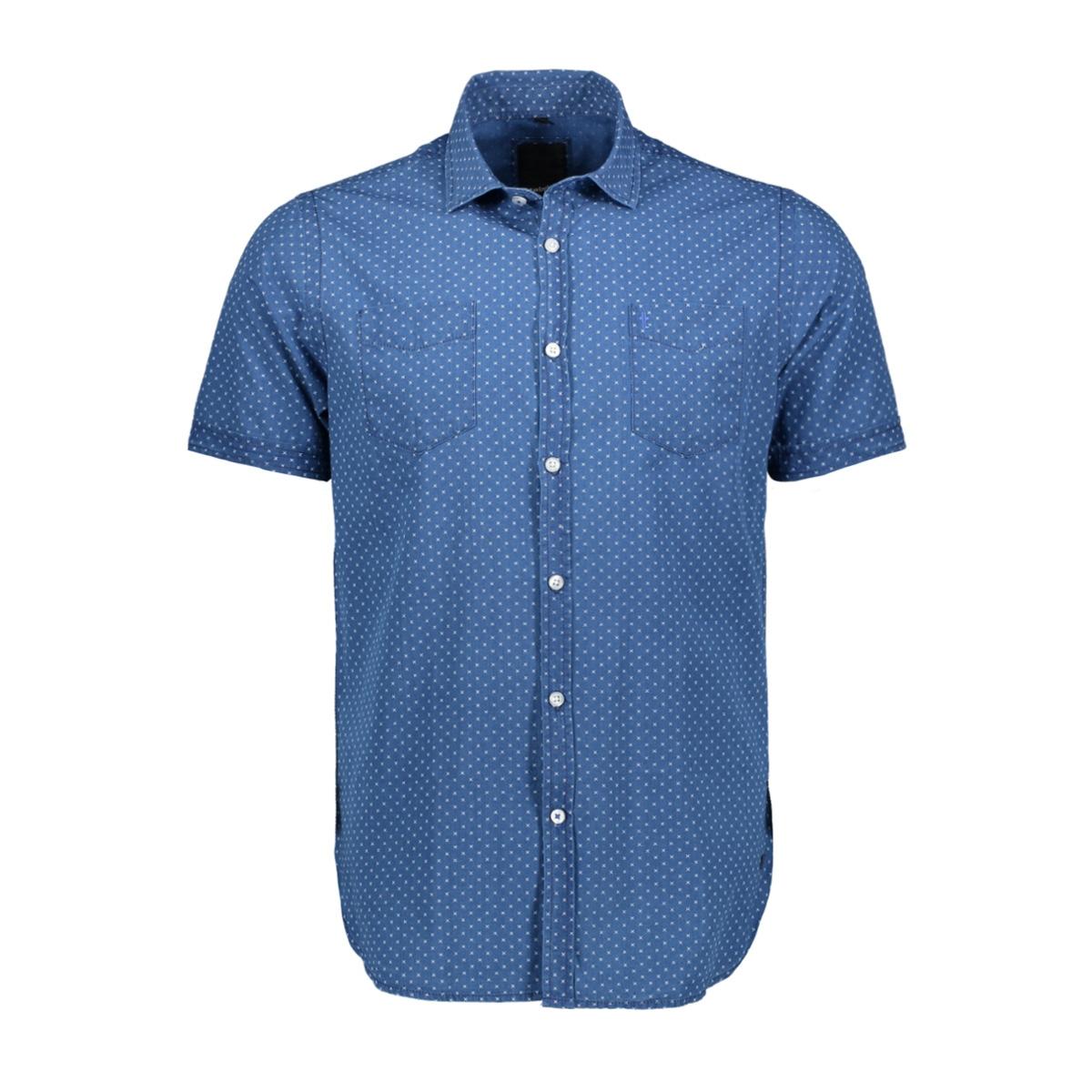 1901 2120 m 1 twinlife overhemd 6550 real indigo