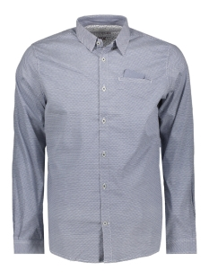Tom Tailor Overhemd RAY PRINTED SHIRT 1009445XX10 16821