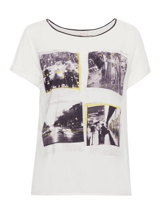 Esprit T-shirt PRINTED SHIRT 029EE1F023 E110