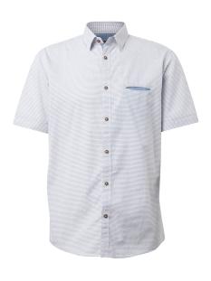 Tom Tailor Overhemd OVERHEMD MET KORTE MOUWEN EN MOTIEF 1009537XX10 16865